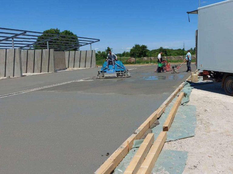 Izgradnja reciklažnog dvorišta